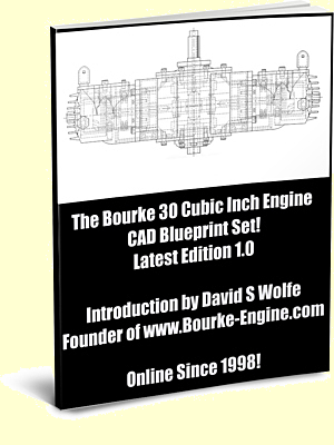 New Bourke 30 Cubic Inch CAD Blueprint Set